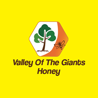 valley of the giants honey logo